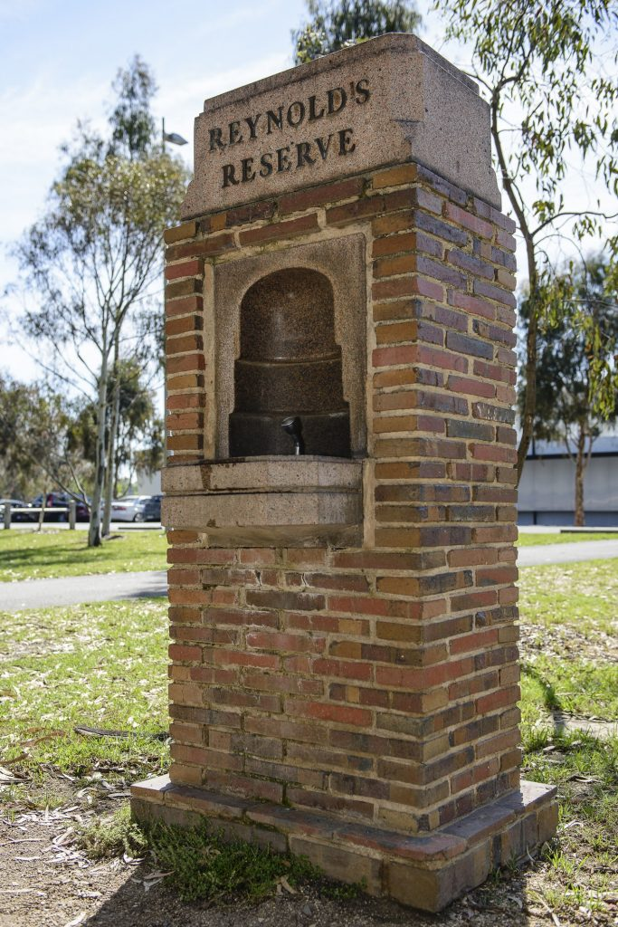 Reynold's Reserve Drinking Fountain