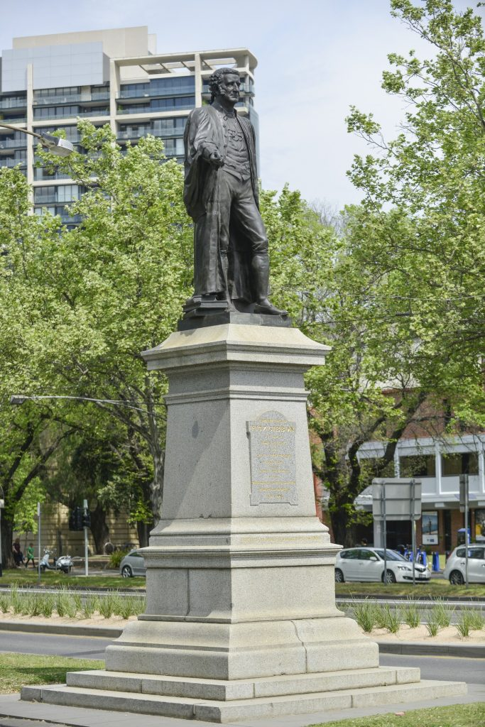 Edmund FitzGibbon Memorial
