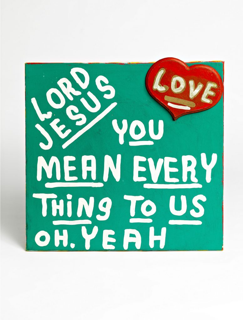 Lord Jesus. You mean everything to us.