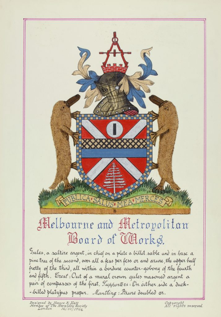 Melbourne and Metropolitan Board of Works