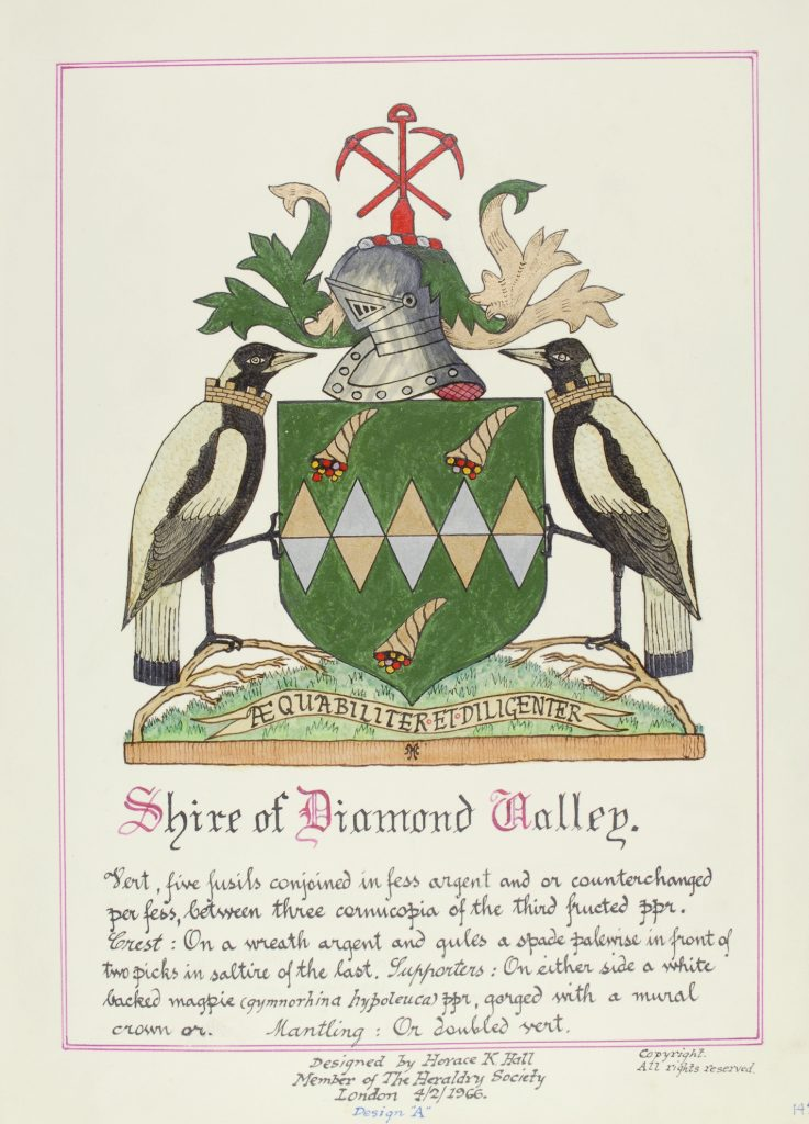 Shire of Diamond Valley