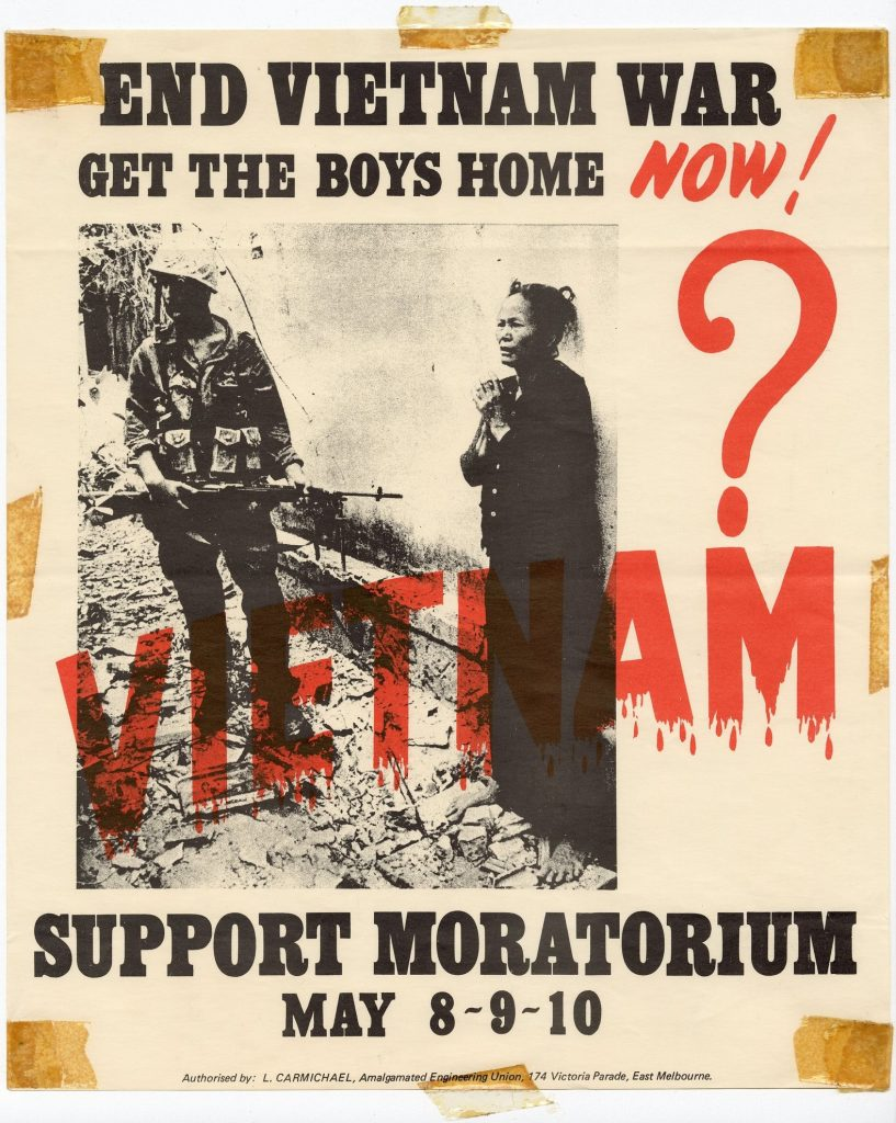 End Vietnam War – Get the Boys Home Now