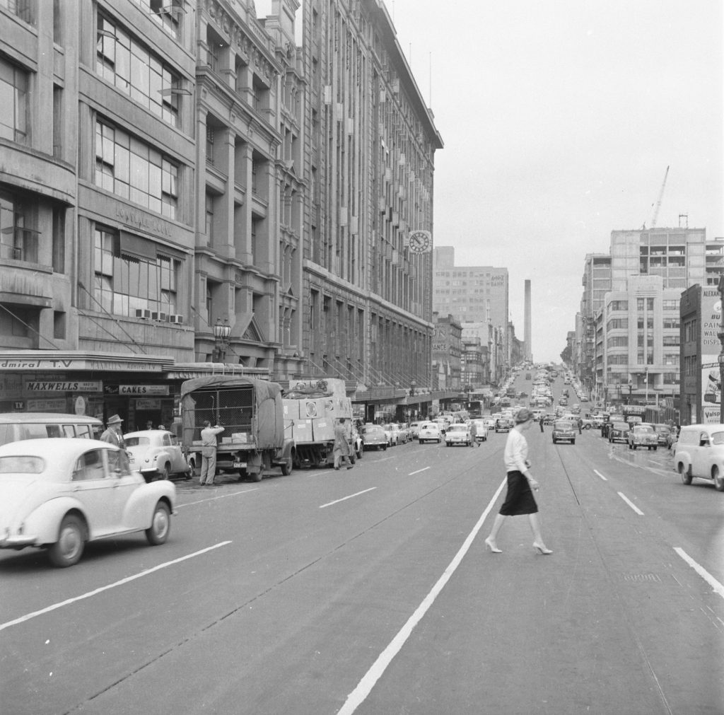 Unmarked Book Negative A40 – Lonsdale Street