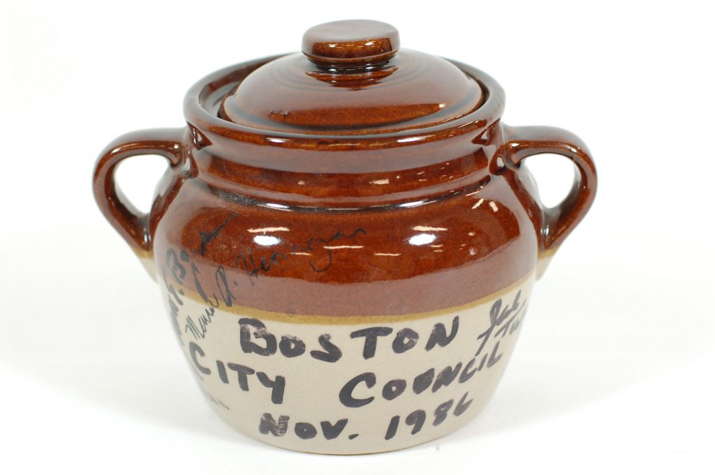 Boston Bean Pot