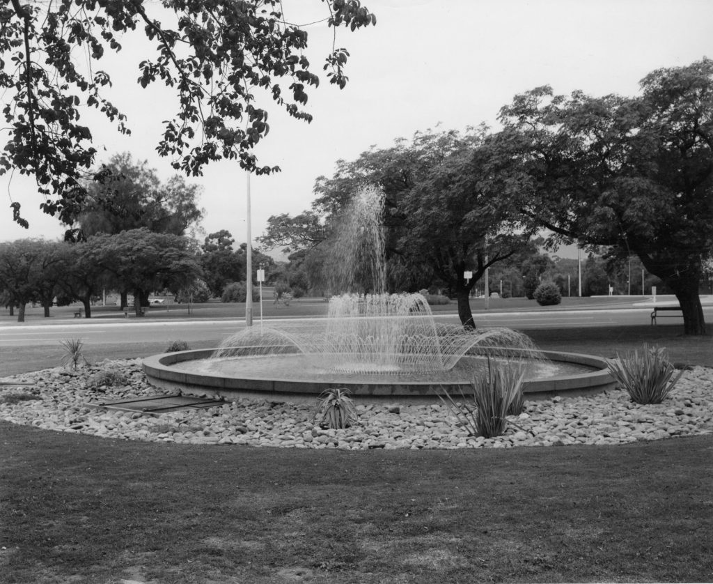 Rymill Park Fountain