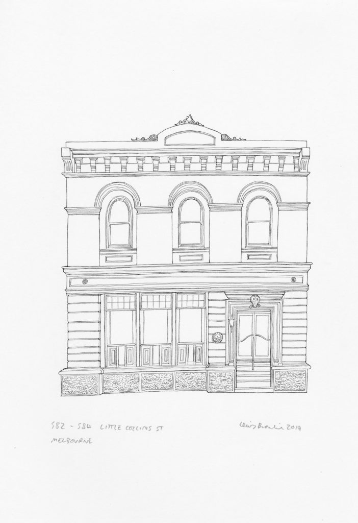 582 – 584 Little Collins Street, Melbourne